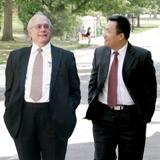 Galal Walker and James Lui