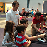 ASC Scientists and COSI Bring Science to Life