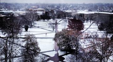 Ohio State University Oval