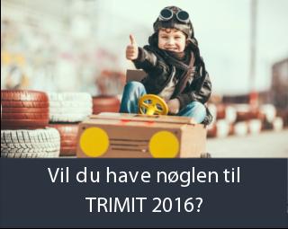 Prøv TRIMIT 2016