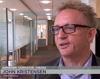 John Kristensen, Direktør i CORNATOR