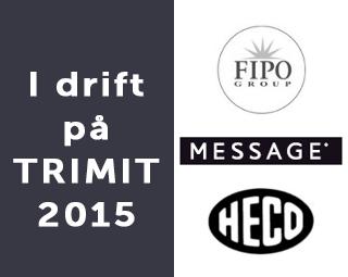 Opgrader til TRIMIT 2015