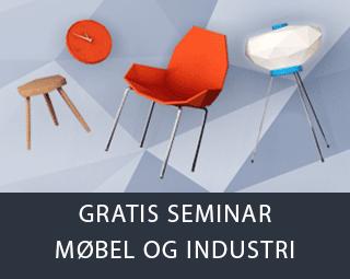 Seminar for Møbel og Industri