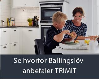 Ballingslöv anbefaler CORNATOR