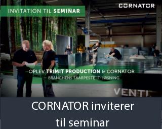 CORNATOR holder seminar
