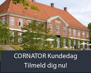 CORNATOR Kundedag 2016 - Tilmeld dig nu!