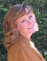 Julie Ortolon, contemporary romance author of AT LAST