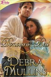 Donovan's Bed by Debra Mullins