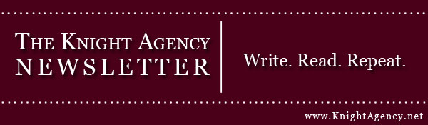 The Knight Agency Newsletter: Write. Read. Repeat.