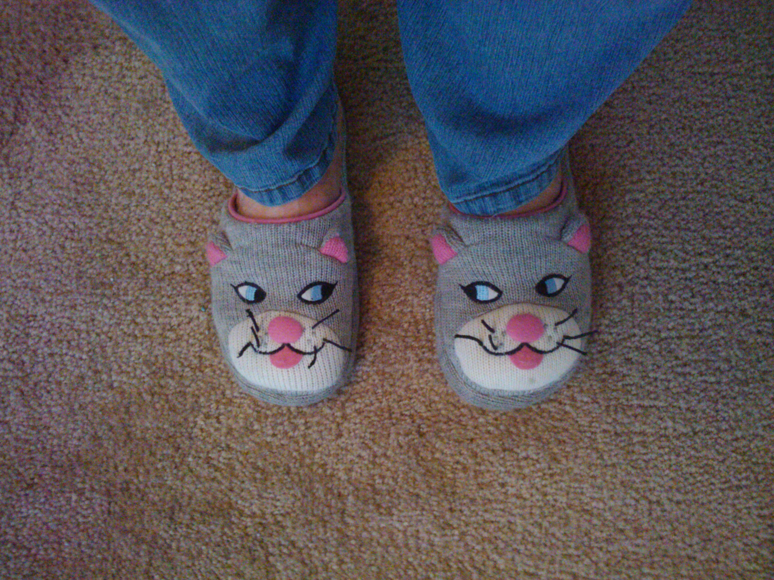 Nick and Norah Slippers