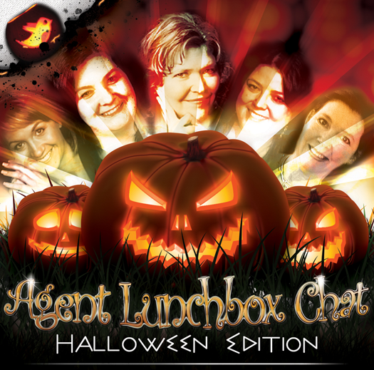 Agent Lunchbox Chat: Halloween Edition