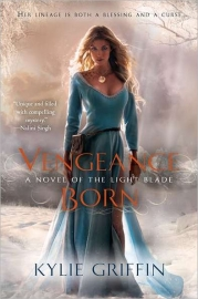 Vengeance Born by Kylie Griffin