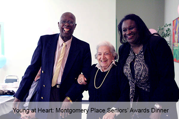 Young at Heart: Montgomery Place Seniors' Awards Dinner