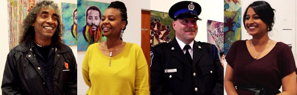 Photos of Toronto Community Housing staff from the Long Service Awards.