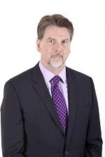 A photo of Toronto Community Housing's Chief Operating Officer, Wayne Tuck.