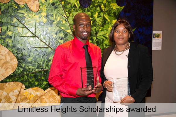 Limitless Heights Scholarships awarded