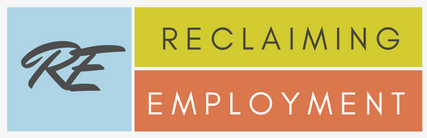 Reclaiming Employment logo