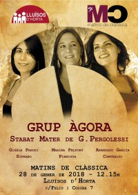 Matins de Clàssica - Grup Àgora