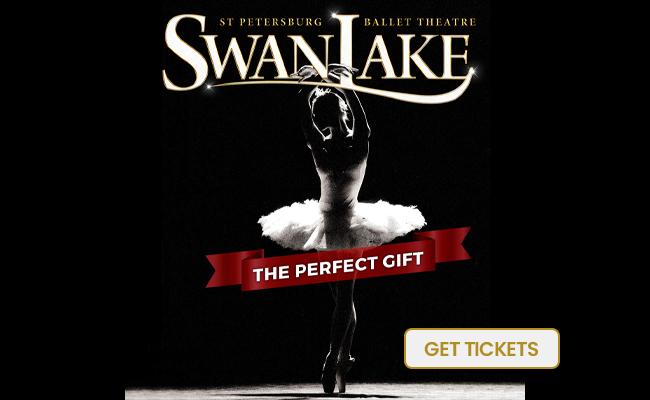 St Petersburg Ballet Swan Lake