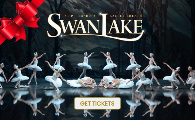 Swan Lake Festive