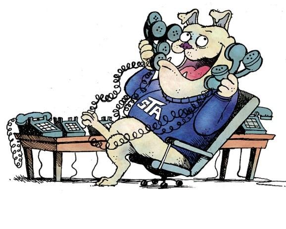 Bulldog Caller