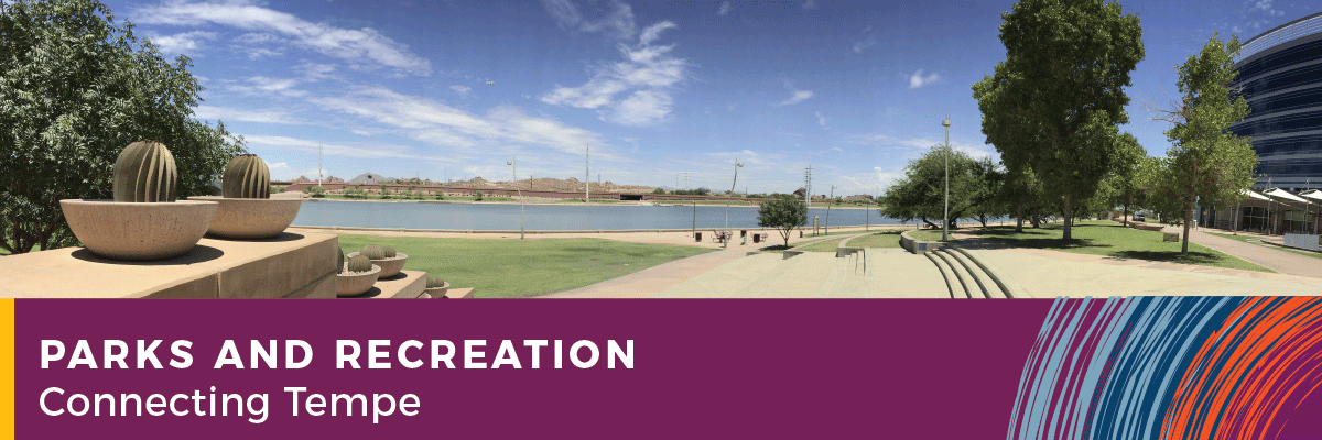 Parks and Recreation Connecting Tempe