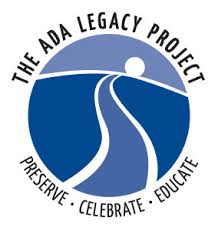 The ADA Legacy Project Logo.