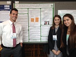 Audiology LEND Trainees with Poster