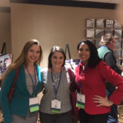 LEND Trainees at AUCD Conference