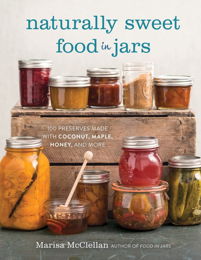 Cover of book Naturally Sweet Food in Jars