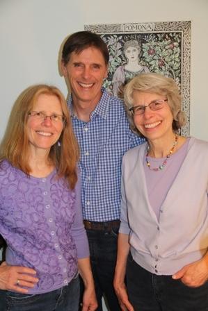 Connie, Paul, Mary Lou, and Pomona