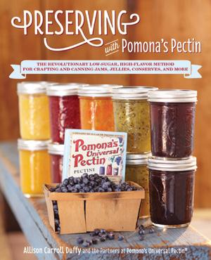 cover of Preserving with Pomona's Pectin
