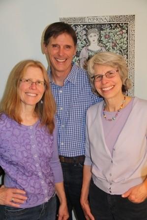 Connie, Paul, Mary Lou & Pomona