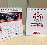 Nuestro calendario 2015 más responsable