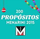 200 Propósitos Menarini 2015