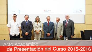 La Cátedra de Medicina Interna UB-SEMI-Menarini presenta el nuevo curso académico continuando con su labor formativa de profesionales sanitarios