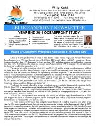LBI Oceanfront Newsletter Winter 2012