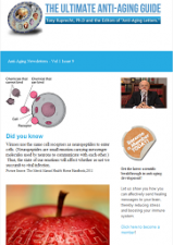 anti aging newsletter