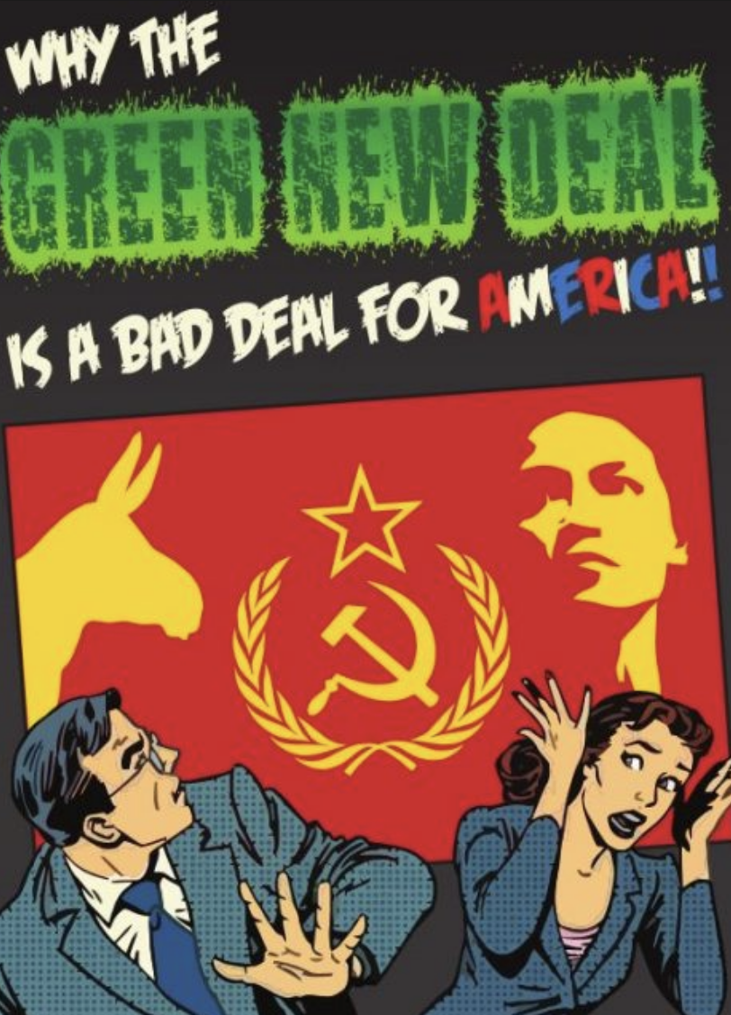'Green Taxes' Are Killing Europe's Economy – 'Green New Deal' Will Turn America Into Venezuela