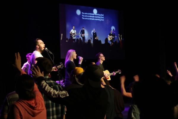 Amazing worship!