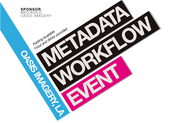 Metadata Workflow Event - You're invited