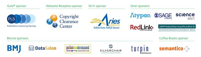 ALPSP Conference Sponsors banner