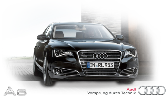 Audi A8 Inskin Video Case Study from Inskin Media