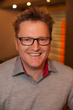 Dominic Tillson, Head of Business Development, Inskin Media
