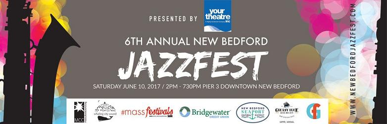 6/10 Gerry Gibbs and Thrasher People at New Bedford Jazz Festival