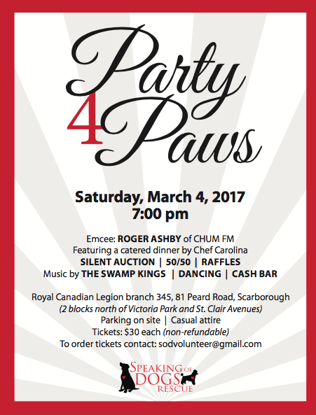 Party 4 Paws