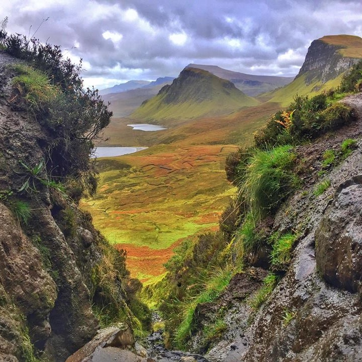 Photo of Scottish Highlands, by Chelsea Roff