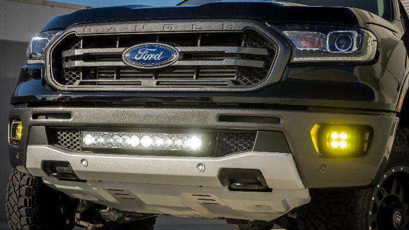 Ford Ranger Grille Light Bar