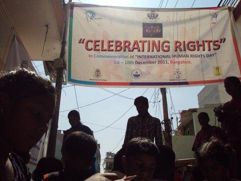 Celebrating rights