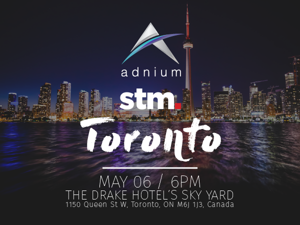 Adnium Invites You To Join Us at The STM Forum